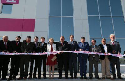 Inauguran plan de Voss Automotivem en Coahuila