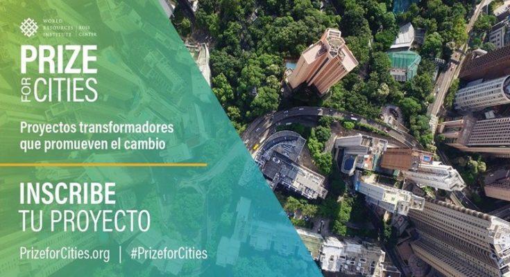 WRI convoca a participar por el Ross Center Prize for Cities