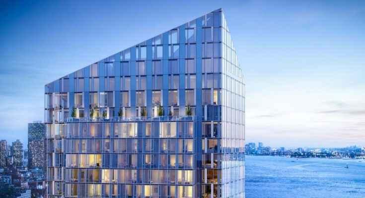Ganador del Pritzker 1984 diseña edificio de usos mixtos en Nueva York