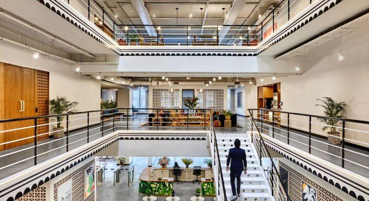 WeWork prepara su llegada al mercado de valores-WeWork
