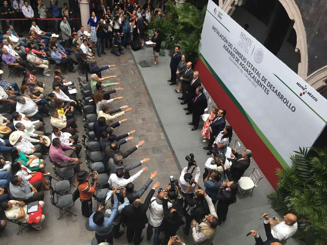Sedatu inaugura Reunión de Red de secretarios de Desarrollo Urbano