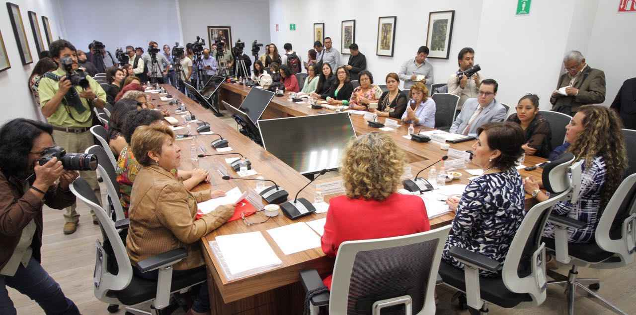 México impulsa perspectiva de género rumbo a Hábitat III: Sedatu
