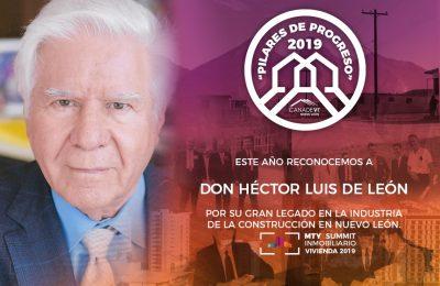 Entregarán a fundador de Vidusa Premio Pilares del Progreso