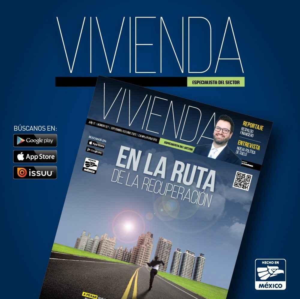 Revista Vivienda-Septiembre-Octubre