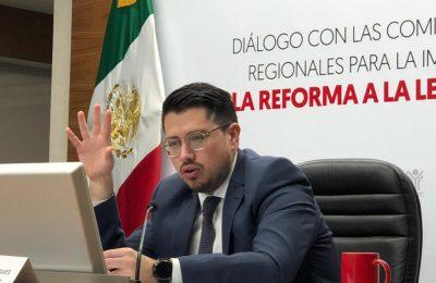 Infonavit arrancan los trabajos para la implementación de su reforma-Carlos Martínez