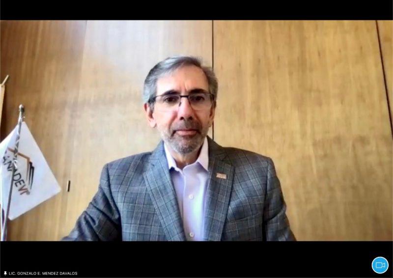 Reeligen a Gonzalo Méndez como presidente de Canadevi