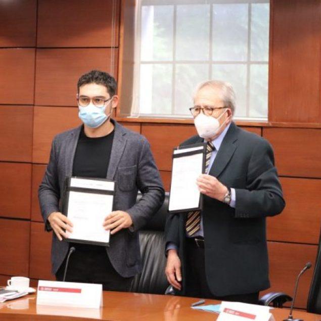 Secretaría de Salud y Sedatu firman acuerdo para mejorar espacios públicos