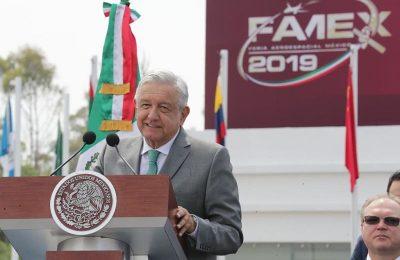 Lunes próximo inician las construcciones en Santa Lucía: AMLO
