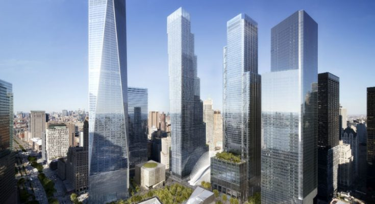 World Trade Center de NY, la reconstrucción de la 'zona cero'