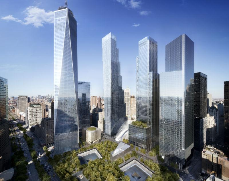 World Trade Center de NY, la reconstrucción de la 'zona cero'