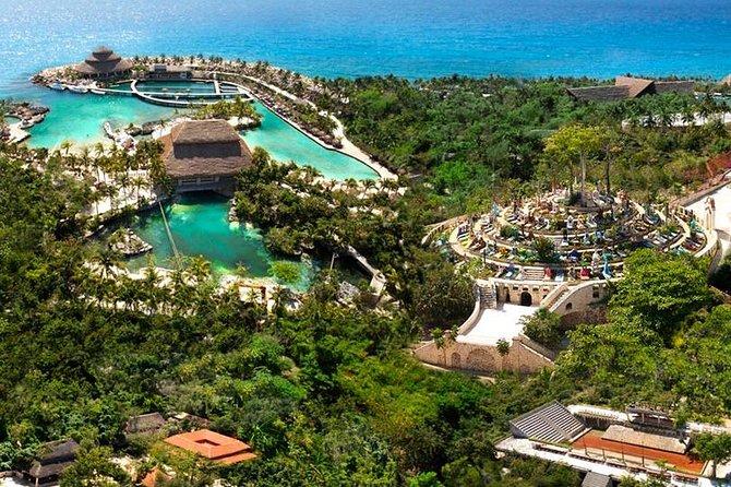 Xcaret vuelve a ser galardonado el mejor parque acuático