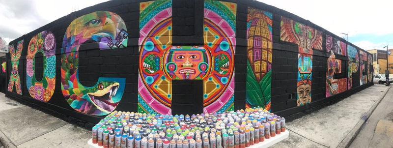 Recuperan bardas en Xochitepec