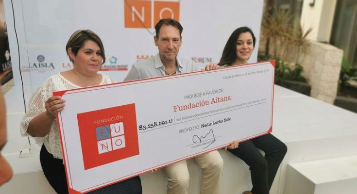 FUNO dona 3 mdp para ampliar albergue en Cancún