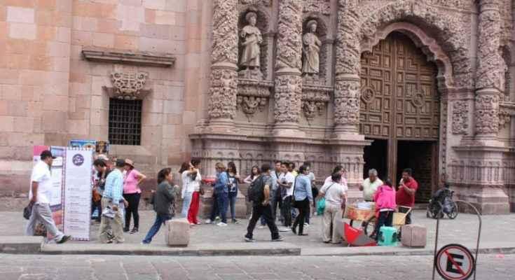 Ocupación hotelera de Zacatecas llega al 76.6%