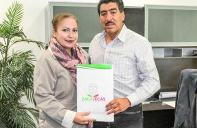 Entregará Zacatecas 3,000 escrituras en 2018