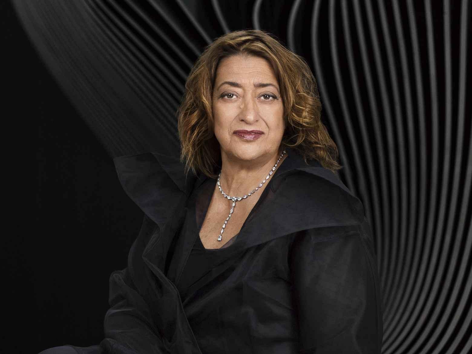 Muere la reconocida arquitecta Zaha Hadid