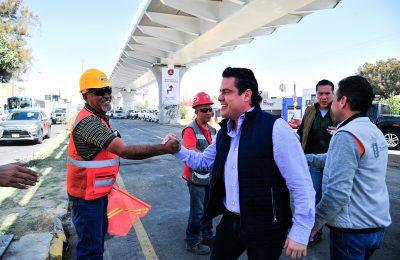Inauguran túnel vehicular Estación Basílica L3 en Zapopan