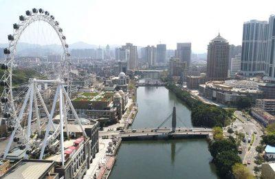 Zhongshan, la ciudad que persigue el desarrollo urbano innovador
