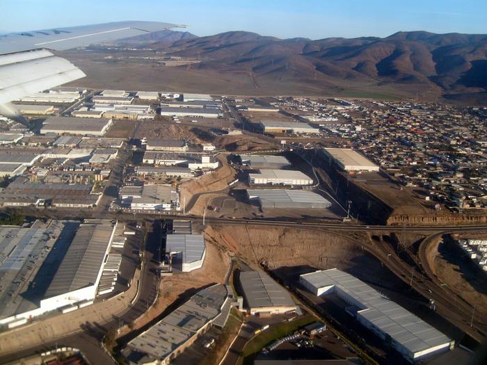 Repunta mercado industrial de Tijuana