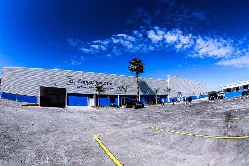 SLP ocupa la sexta posición nacional en crecimiento industrial