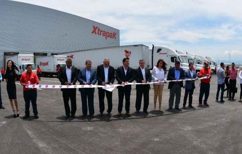 Arribaron dos empresas a centro logístico en Jalisco
