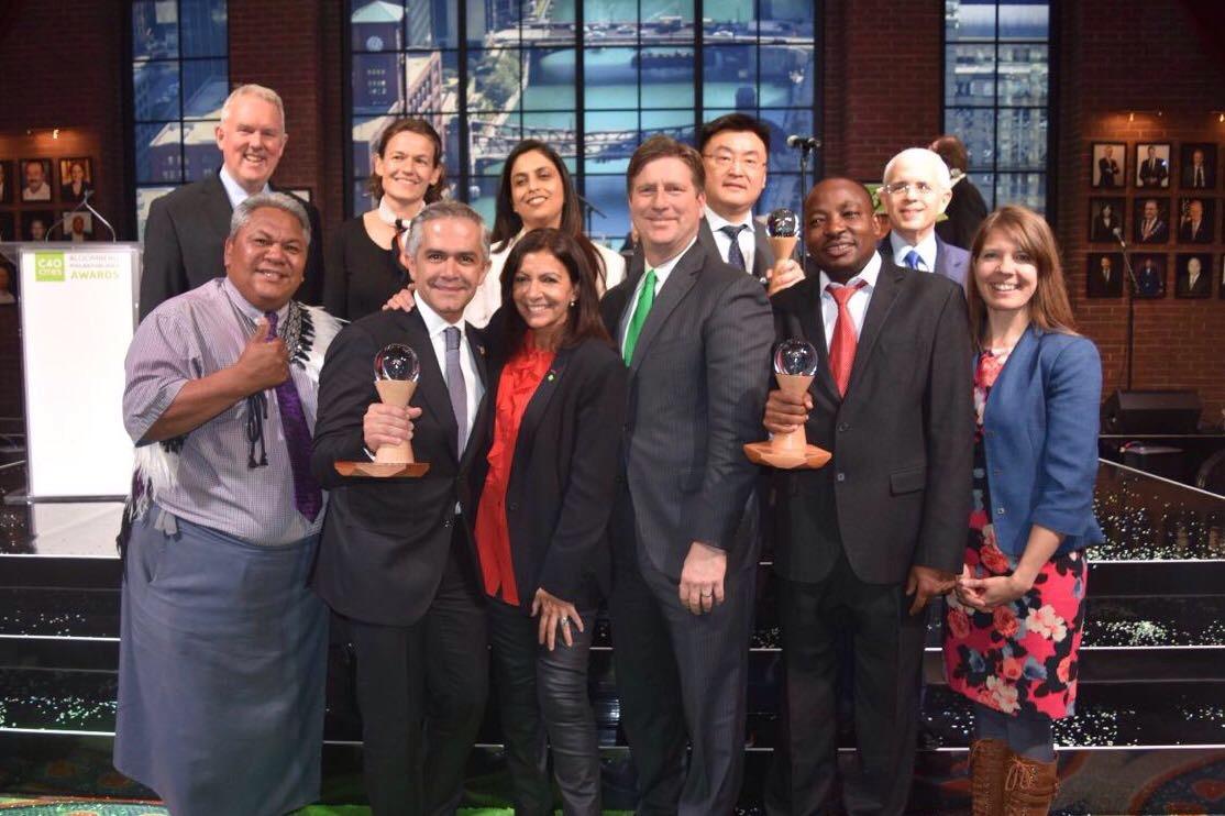 CDMX premiada por Programa de Acción Climática