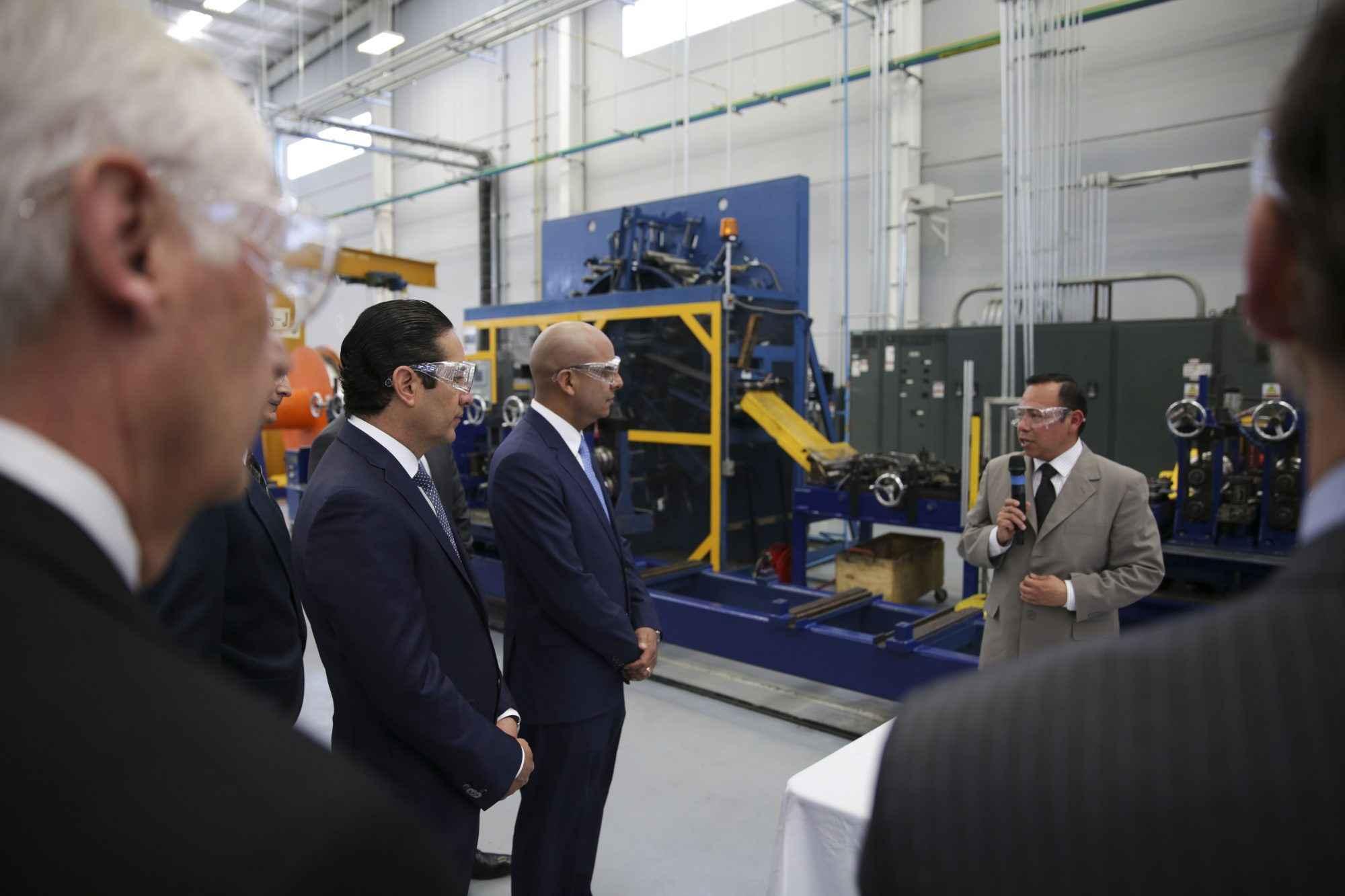 Empresa estadounidense inviertió 10 mdd en Querétaro
