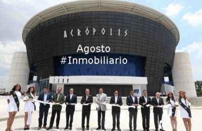 Lo Mejor del Año: Con inversión de 400 mdp inauguran Acrópolis en Puebla