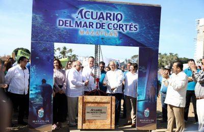 Invertirán 1,400 mdp para nuevo acuario en Sinaloa