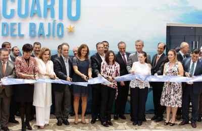 Acuario del Bajío abrió sus puertas en Guanajuato