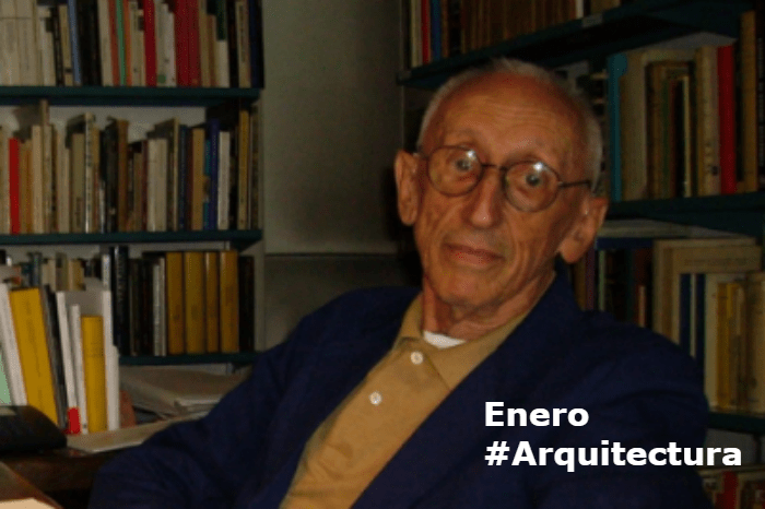#LoMejorDelAño Muere el arquitecto italiano Leonardo Benévolo