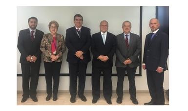 AEM y AMEXCID desarrollan proyectos de ciencia y tecnología espacial