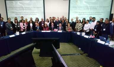 Se realiza foro en México sobre el uso de tecnología satelital