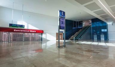 Aeropuerto Internacional de Cancún aumenta capacidad de pasajeros