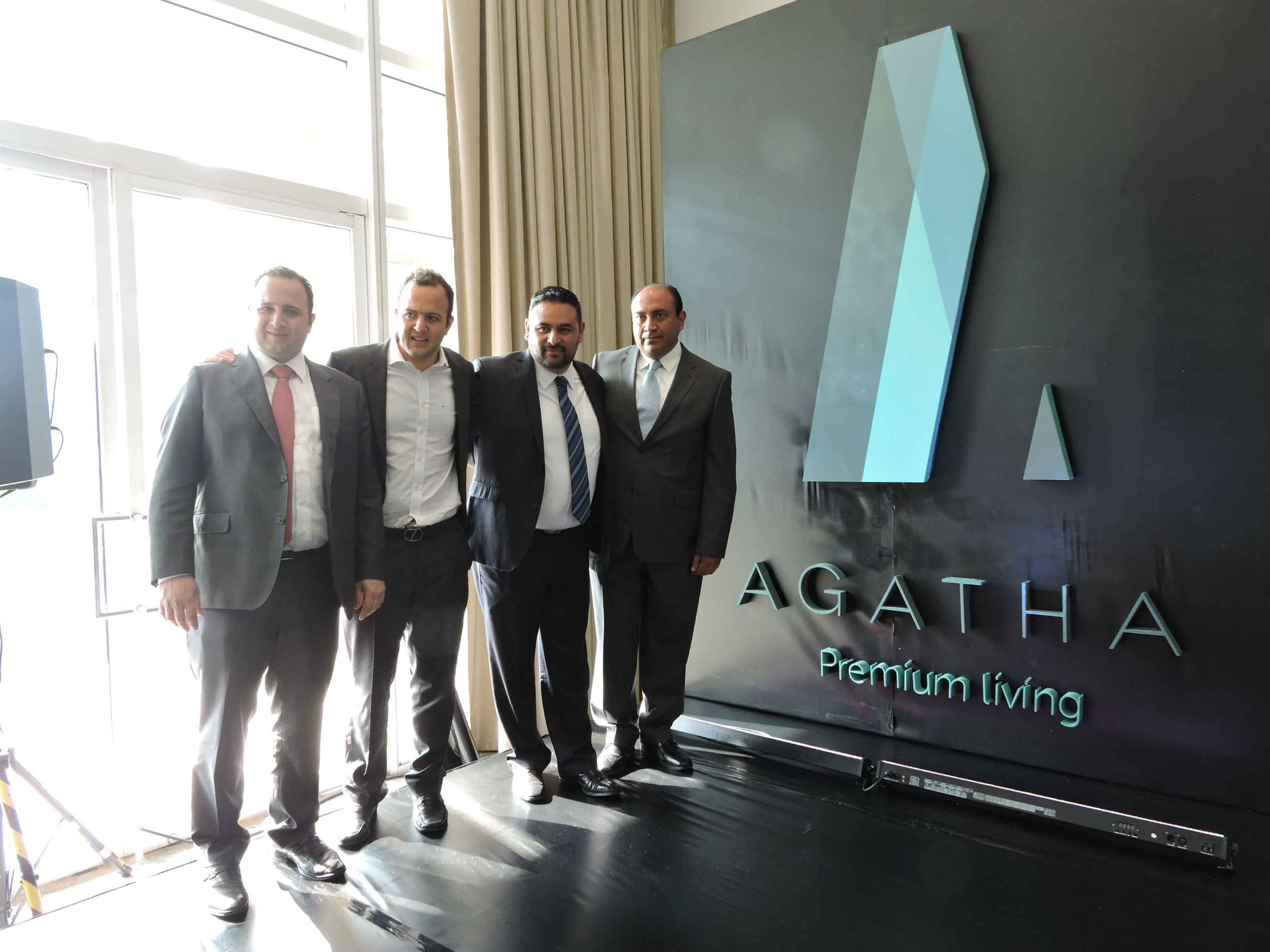 Quiero Casa presentó división Agatha Premium Living