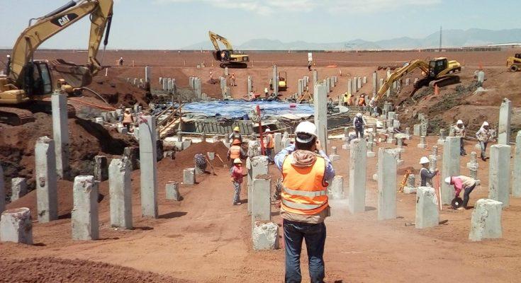 Coparmex aún le interesa la construcción del NAICM