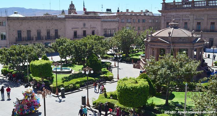 Impulsan crecimiento metropolitano en capital de San Luis Potosí