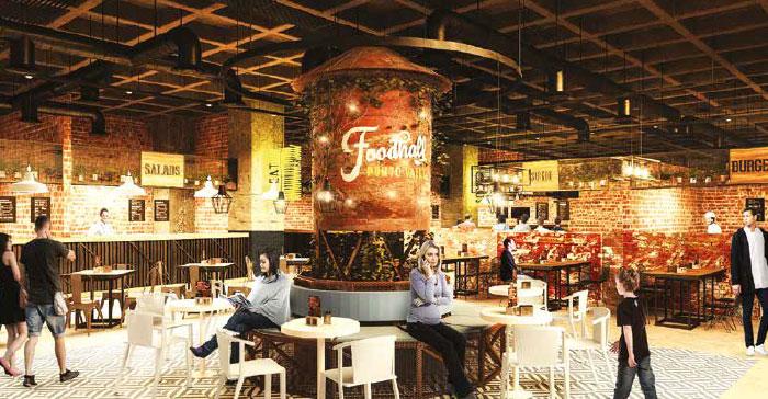 Así transformó la oferta culinaria a los centros comerciales