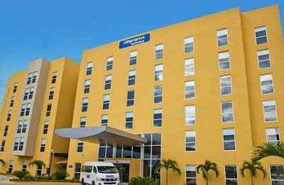City Express abrió hoteles en Puebla y Altamira