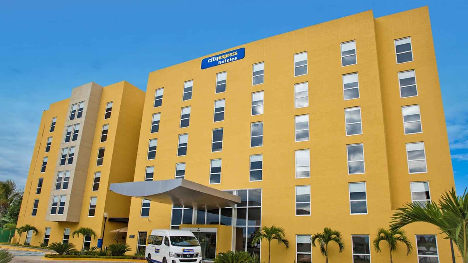 City express abri hoteles en puebla y altamira portal for Arquitectura y diseno de hoteles