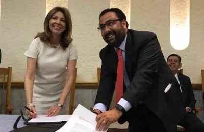 AMPI y RUV firmaron convenio para mejorar servicio
