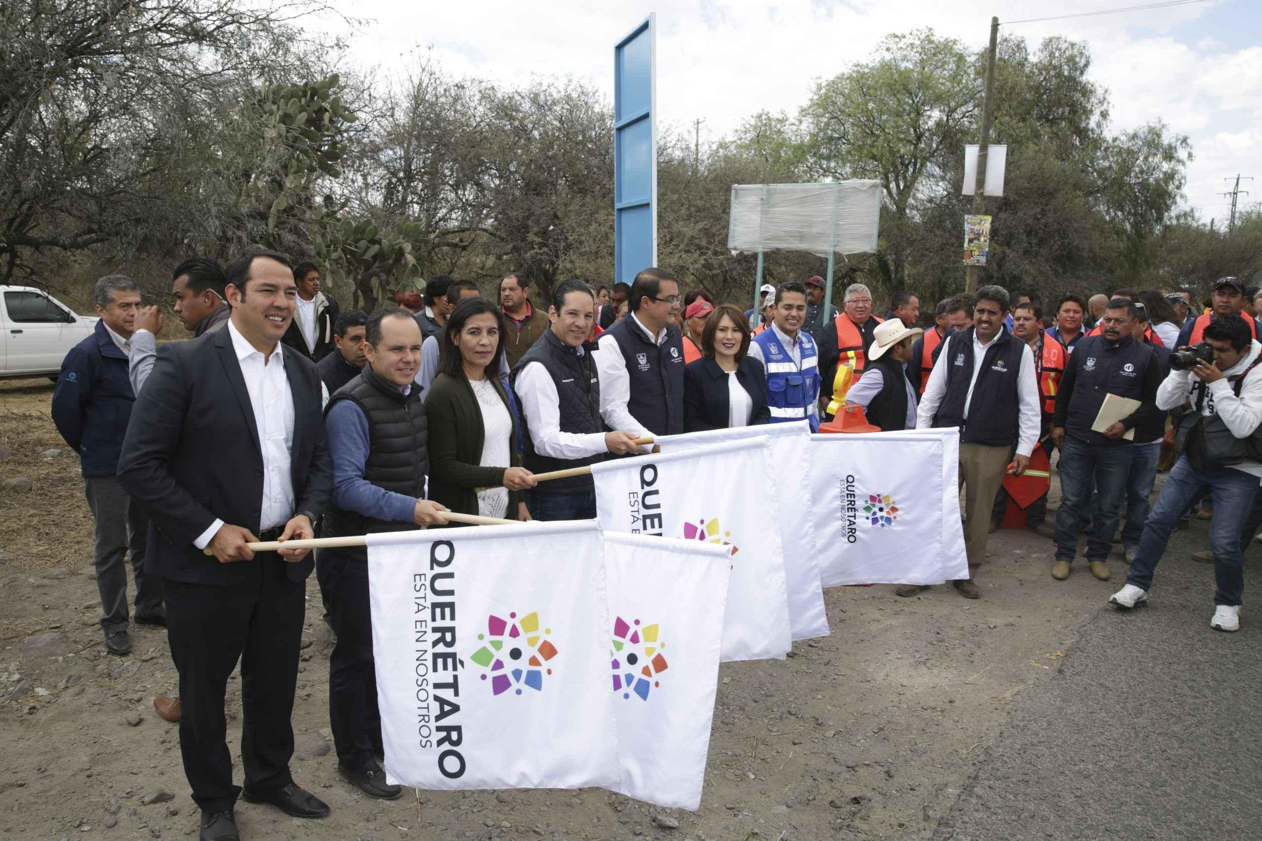 Buscan mejorar movilidad en Querétaro
