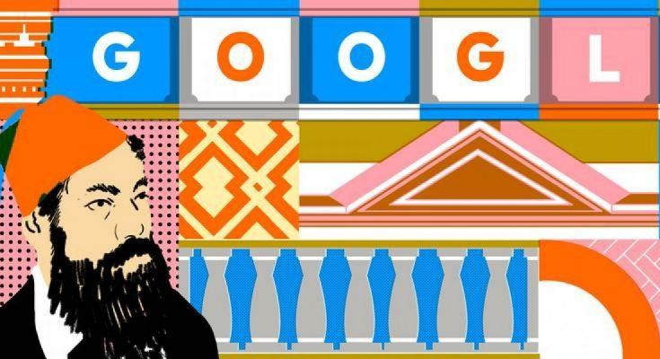 Google celebra natalicio del arquitecto mexicano Antonio Rivas Mercado