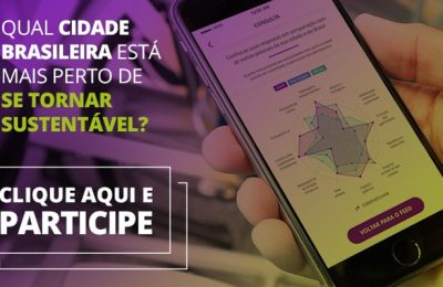 Lanzan app para que brasileños participen en mejora de las ciudades