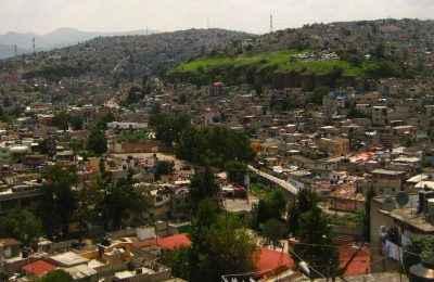 Crean áreas verdes urbanas en Estado de México