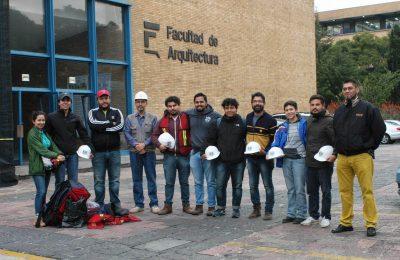 FA acudió a Oaxaca para evaluar daños en viviendas