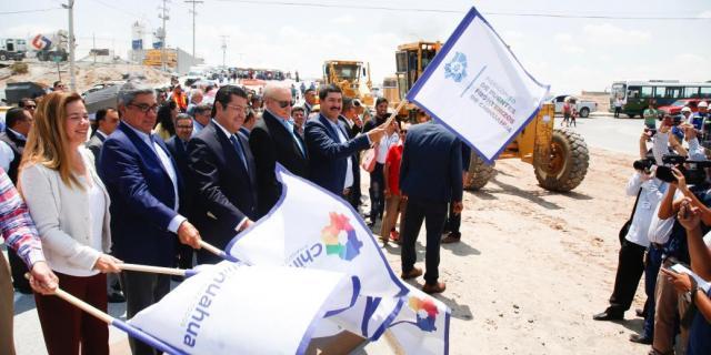 Chihuahua modernizará infraestructura de la frontera