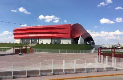 Auditorio Metropolitano no tiene daño estructural
