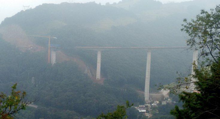Autopista Naucalpan-Toluca estará lista en 2020: Alfredo Del Mazo
