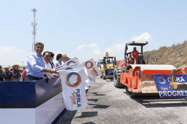 Inicia construcción de autopista Cuapiaxtla-Cuacnopalan